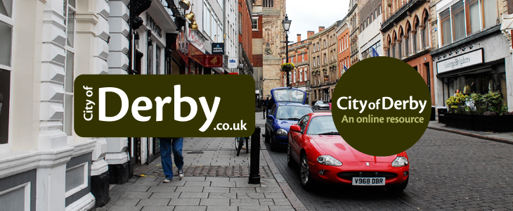 City of Derby Online Resource - Identity tab and icon variants