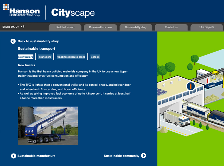 Hanson Cityscape - Website - Sustainability story section detail