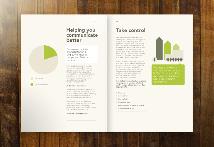 Ethos - Voice & Data - Brochure - Diagrams
