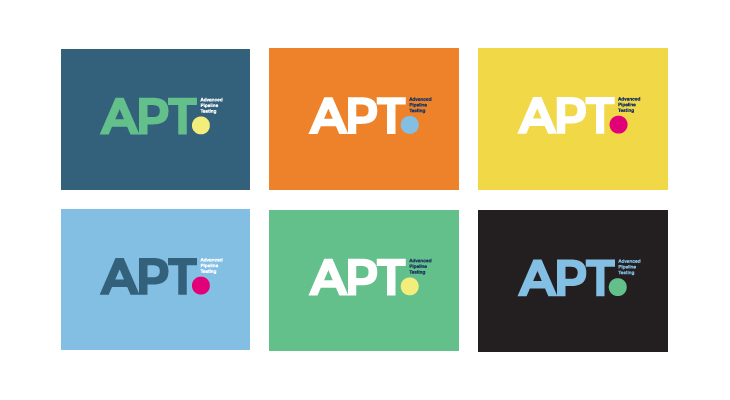 APT - Identity - Colour variations