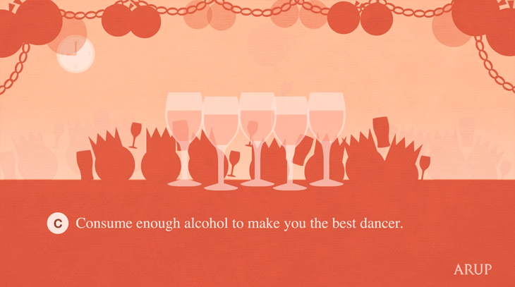 Arup - Health & Safety Video - The Christmas Party - C