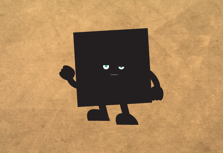 Brick - Character Illustration