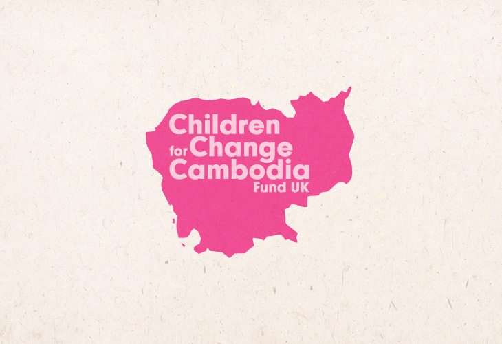 Children for Cambodia - Identity - Logo Isolated