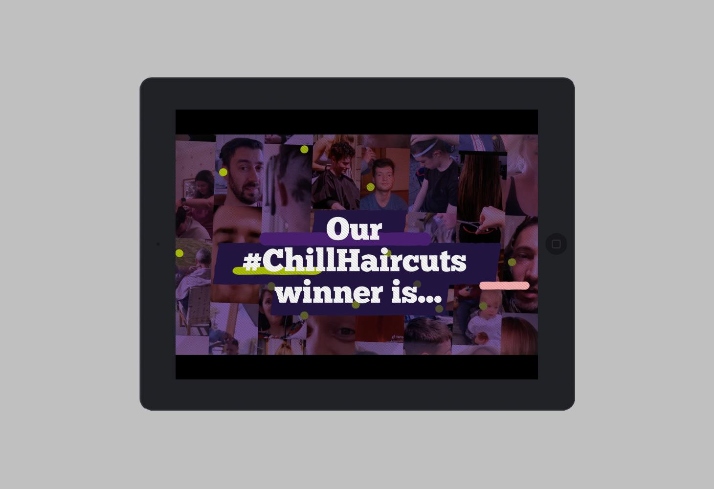 Chill - Haircut - Our winner is