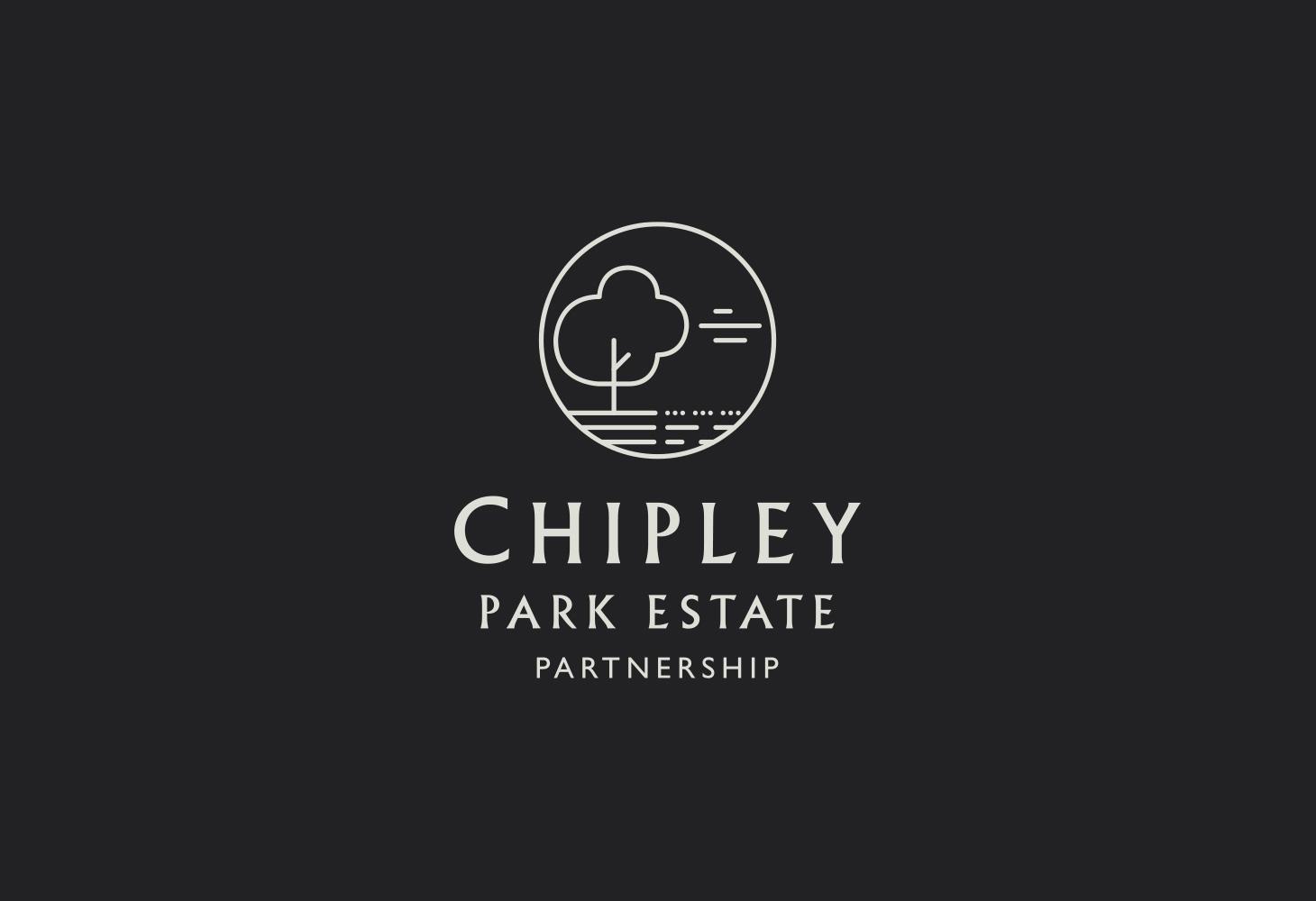 Chipley Park Estate - Logomark