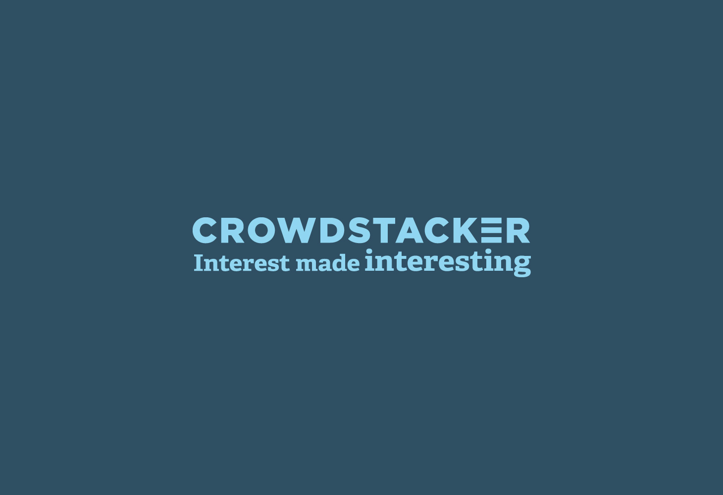 Crowdstacker - Website - Logo definition