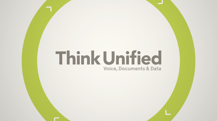 Ethos - Think Unified - Video - Strap-line