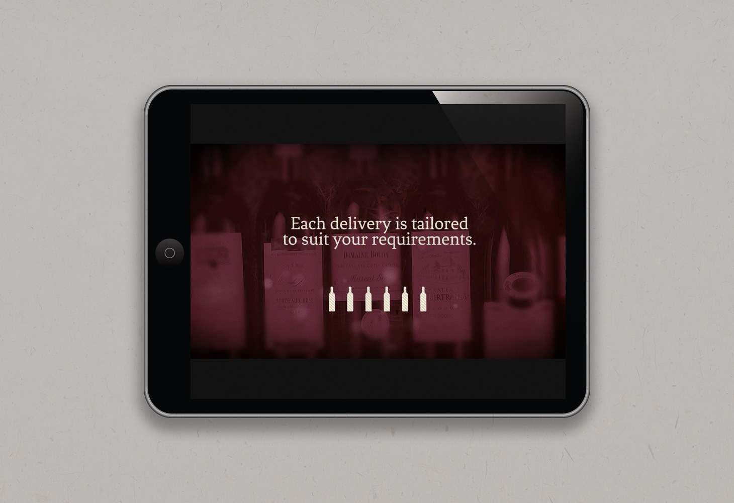 Hourlier Wines - Wine Club Advert - 3