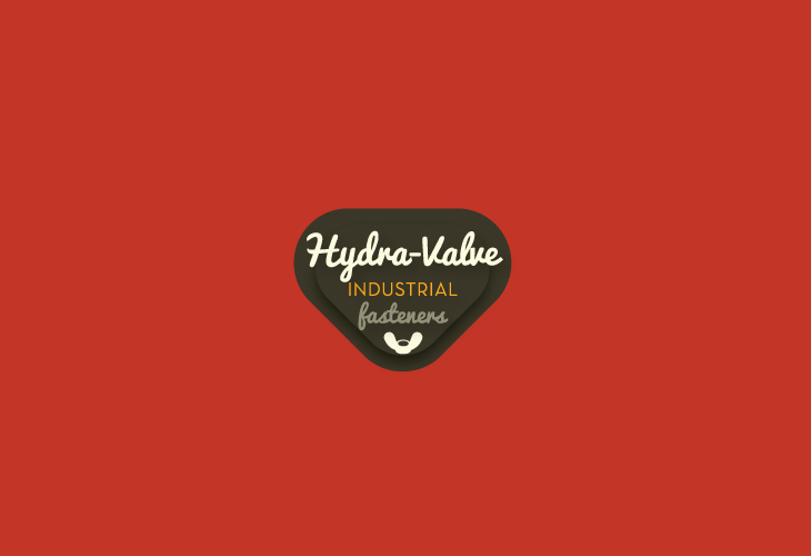 Logomark developed for Hydra-Valve group by Andrew Warwick / Warwicka