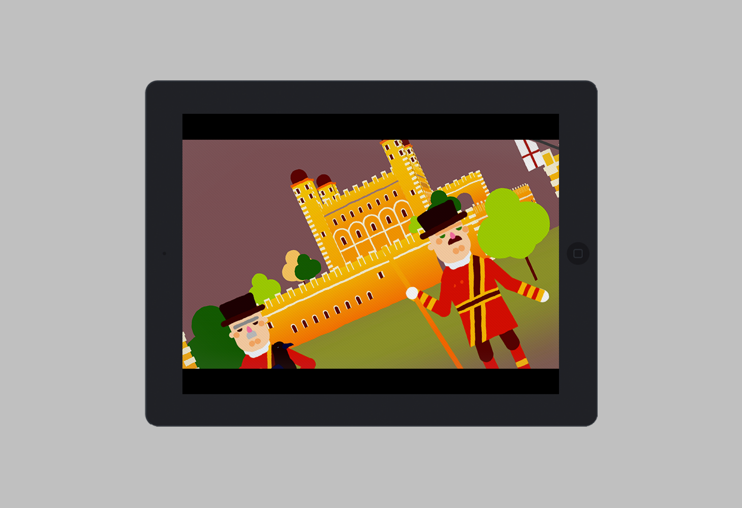 London - Animation - Tower of London