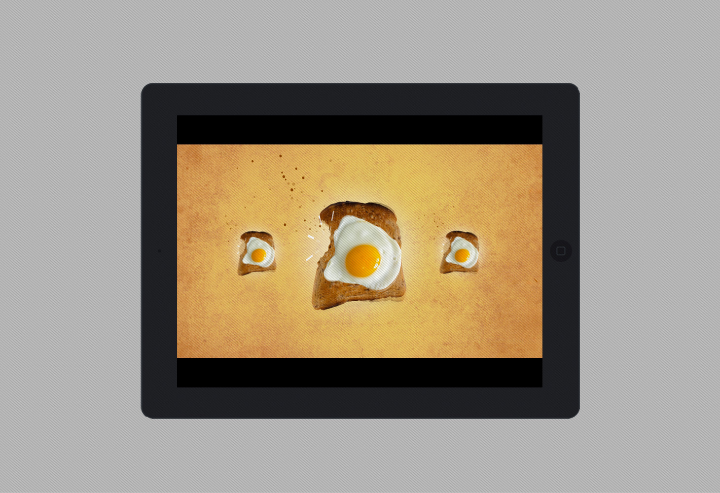 Lovely Toast - Film - Egg on Toast