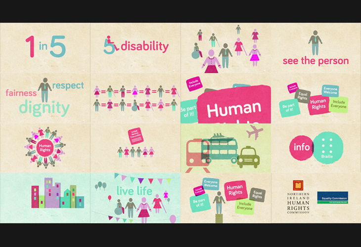 Northern Ireland Human Rights Commission - Convention - Animation