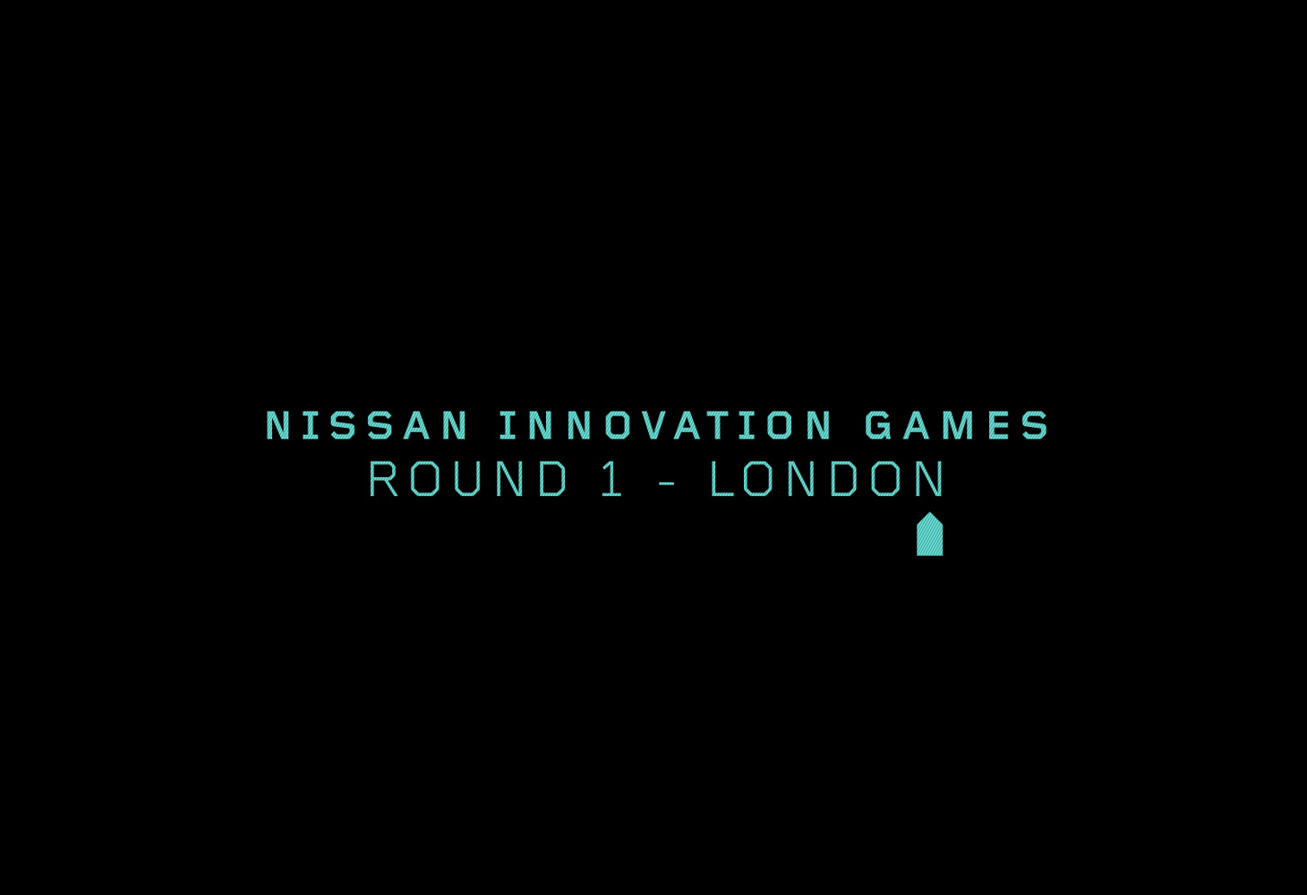 Nissan Innovation - Ui Design - Title
