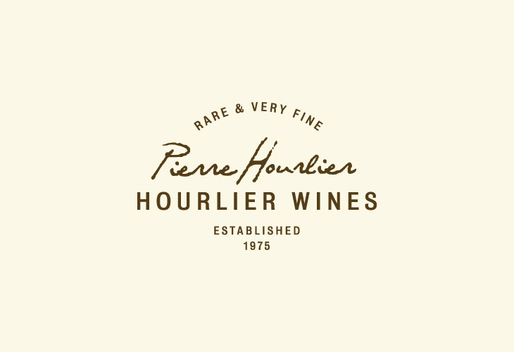 Pierre Hourlier Wines - Identity - Logo mark