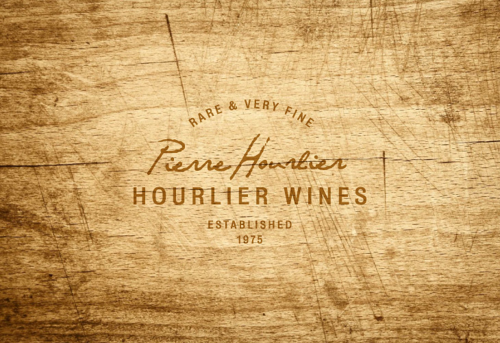 Pierre Hourlier Wines - Identity - On wood