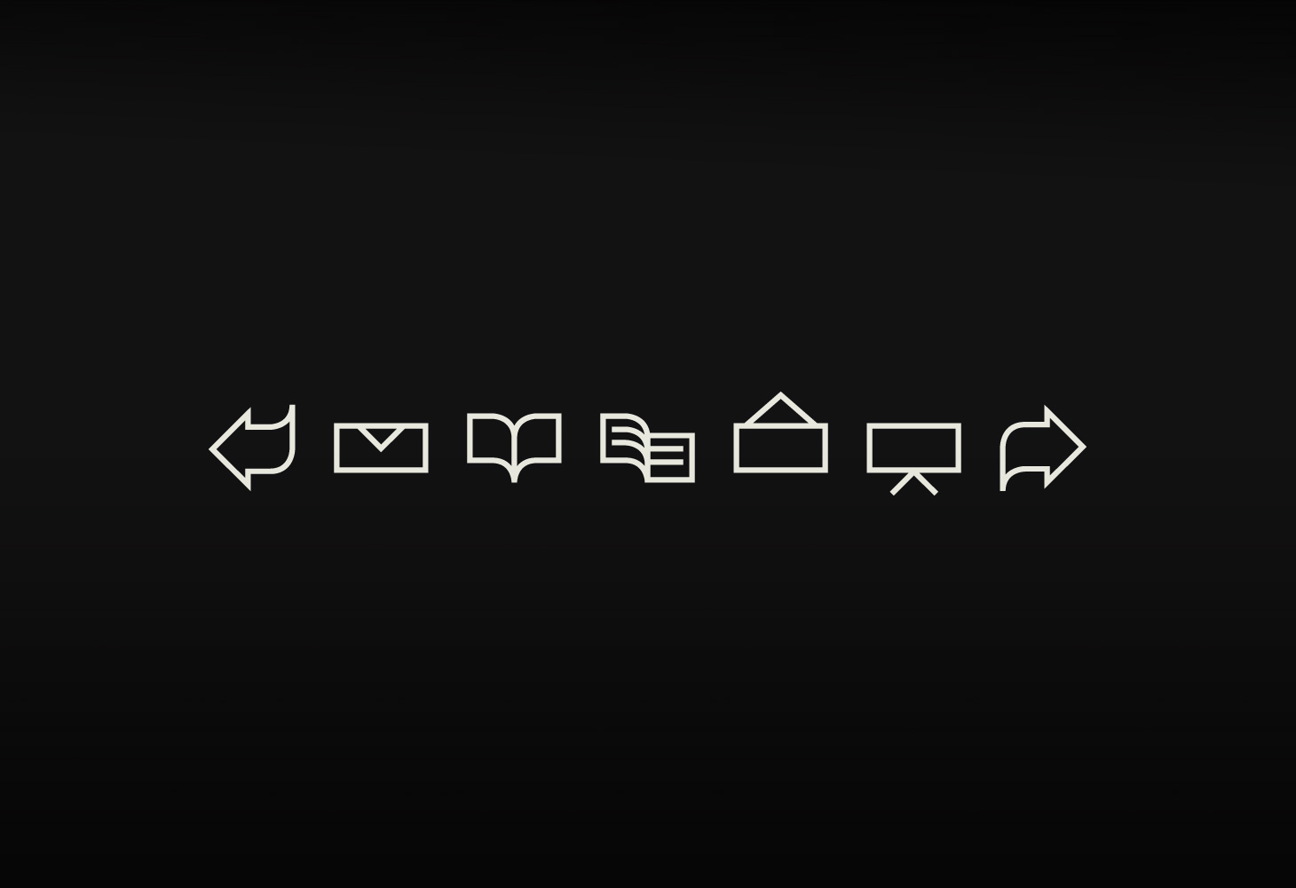 Robin Black - Identity - Custom Icons