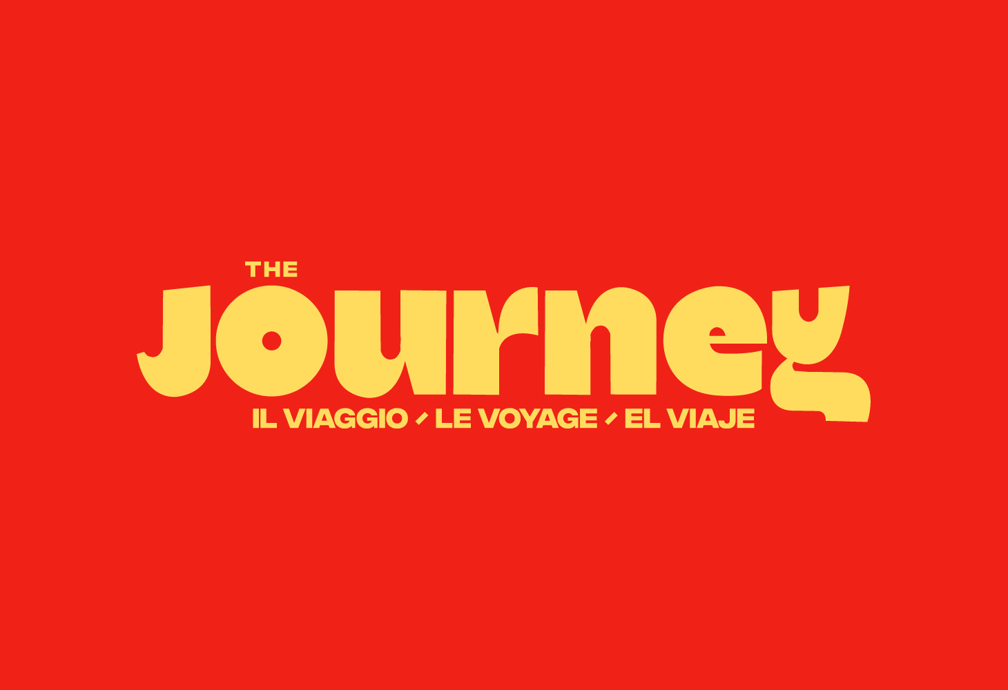 The Journey - Logotype - Missionary