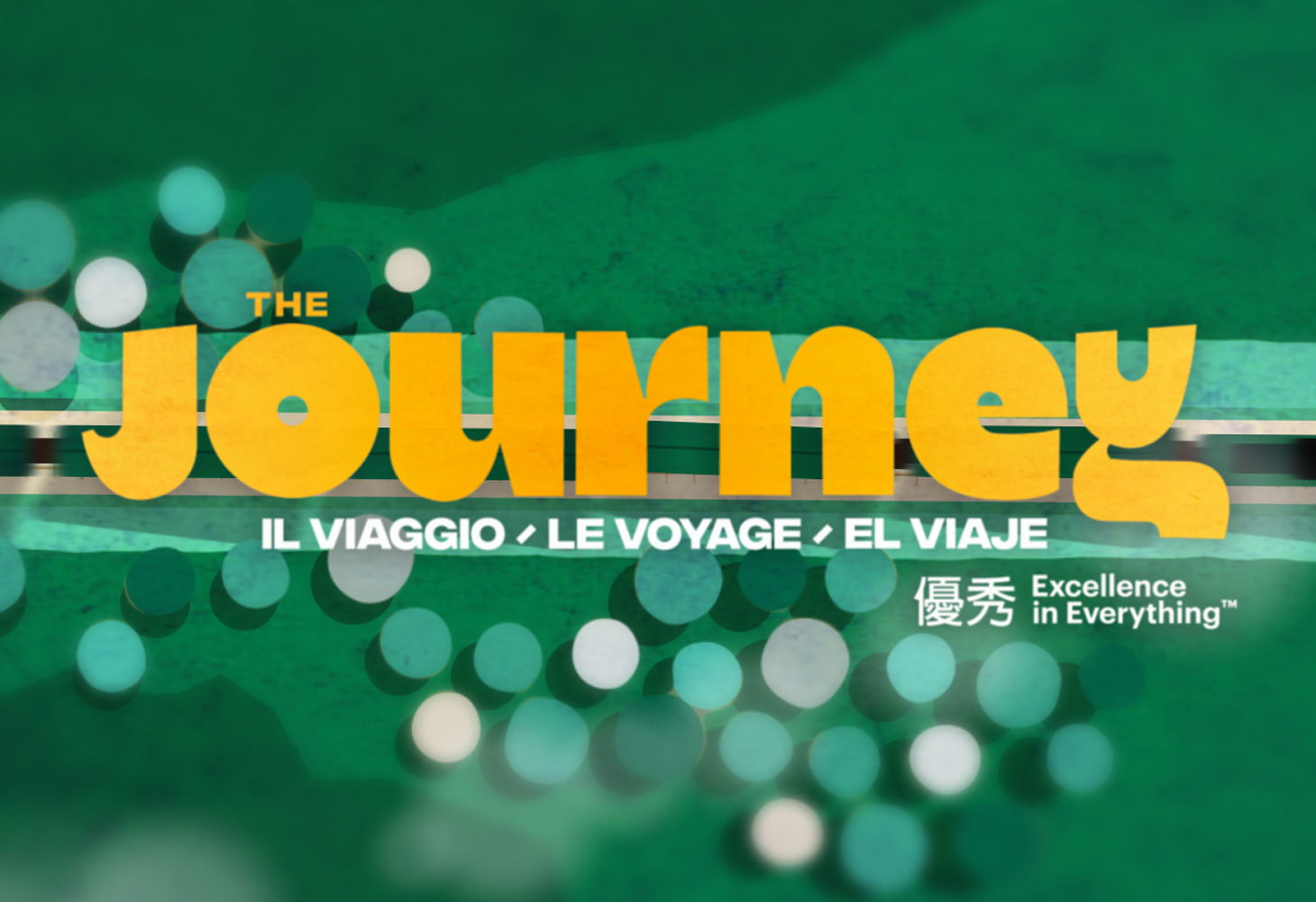 The Journey - Logotype - Overlay