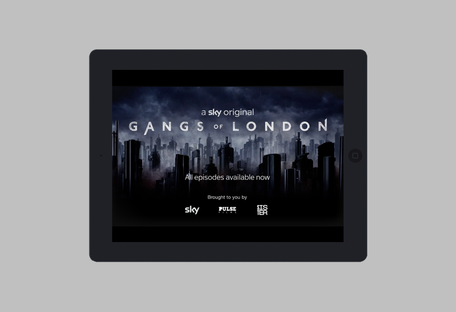 Real Gangs Of London Work Warwicka Design Art Direction 44 0 1332 224446 The Website Of Art Director And Designer Andrew Warwick Derby Derbyshire
