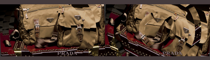 Prada - AW 09/10 Product Animations