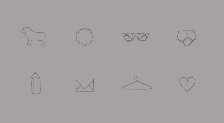 Warwicka - Identity - Illustrated icons